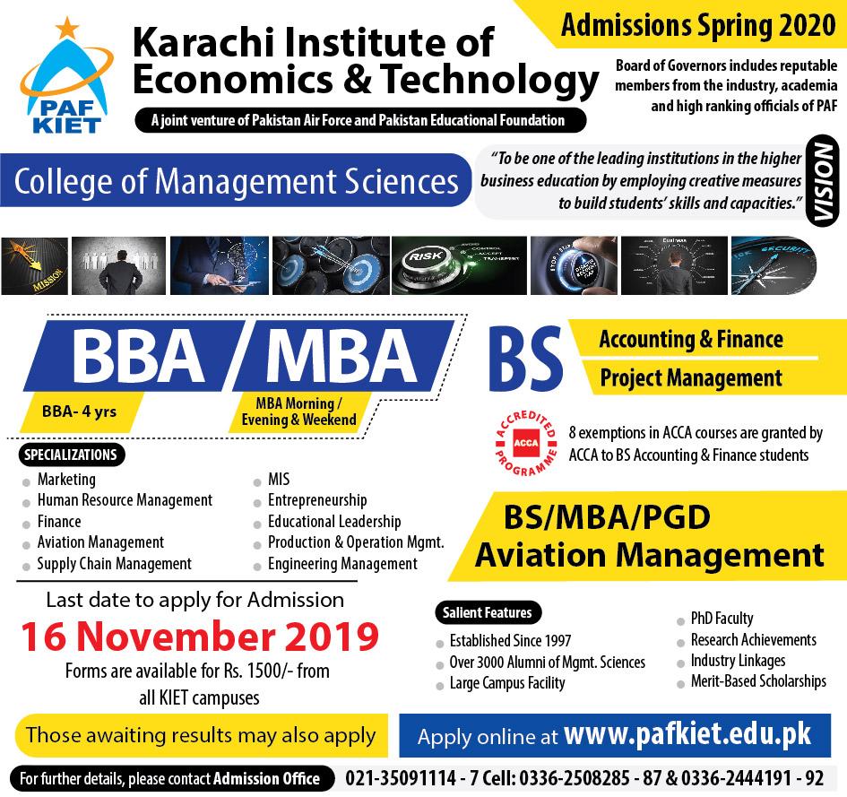 Management Sciences ad 15x4-01